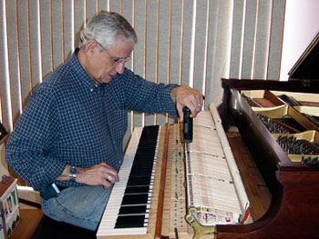 Piano Tuner Baltimore